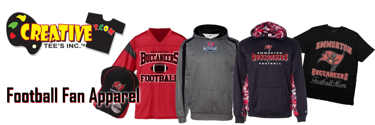 Football Fan Apparel