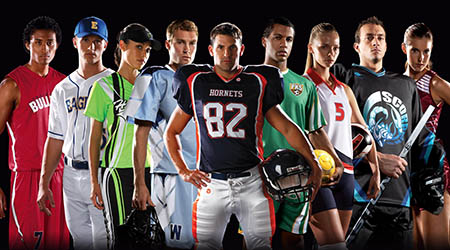 team sports apparel