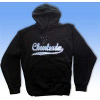 Big Bling CHEERLEADING Hooded Sweatshirt- BBH-102