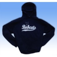 Big Bling BOBCATS  Hooded Sweatshirt - BBH-126