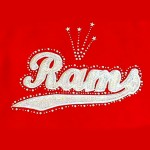 Big Bling  RAMS Hooded Sweatshirt - BBH-111