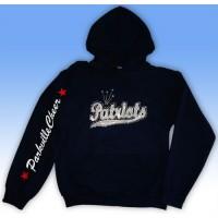 Big Bling  PATRIOTS Hooded Sweatshirt - BBH -113