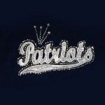 Big Bling  PATRIOTS Hooded Sweatshirt - BBH -113