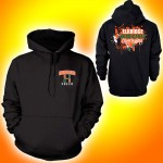 Elkridge Hooded sweatshirt ( Warm Up)