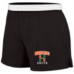 Soffe HURRICANES Cheer Shorts Black
