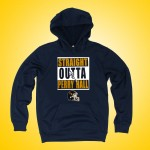 Perry Hall  Straight Outta Perry Hall Hooded Sweatshirt