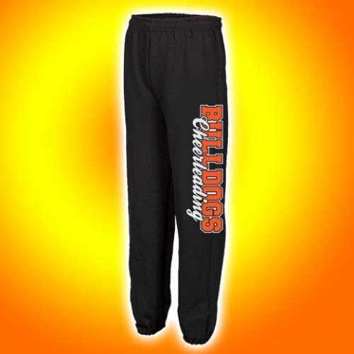 Bowie Bulldogs Sweatpant ( Warm up Pant)
