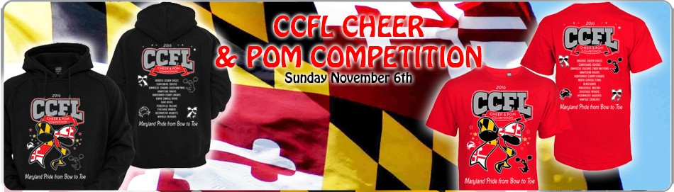 CCFL 2016 Cheer & Pom Competition