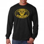 Harford Tech Athletics COBRA Long Sleeve Black T-shirt 2