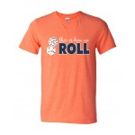 "Cougar's "" This is how we Roll"" Competition t-shirt (Youth and Adult sizes)"