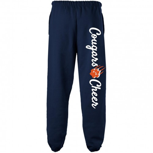 Cougars Sweatpants Cougars Cheer