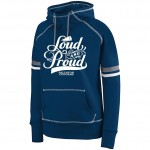 Cougars Loud and Proud  Ladies Performance Fleece