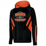 Elkridge Hurricanes Anniversary Performance hooded sweatshirt