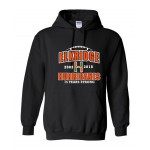 Elkridge Hurricanes Anniversary Hooded sweatshirt