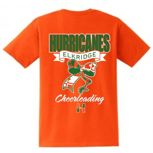 Hurricanes Maryland Bow tee