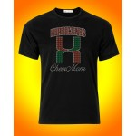 Elkridge Hurricanes Rhinestone CHEER T-Shirt