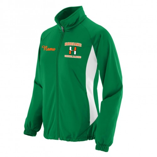 Hurricanes Warm up Jacket