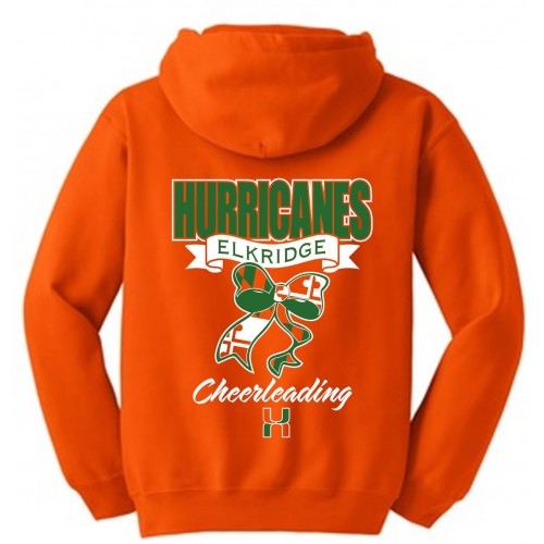 Hurricanes Maryland Bow Hooded sweatshirt
