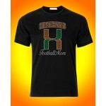 Elkridge Hurricanes Rhinestone FOOTBALL T-Shirt