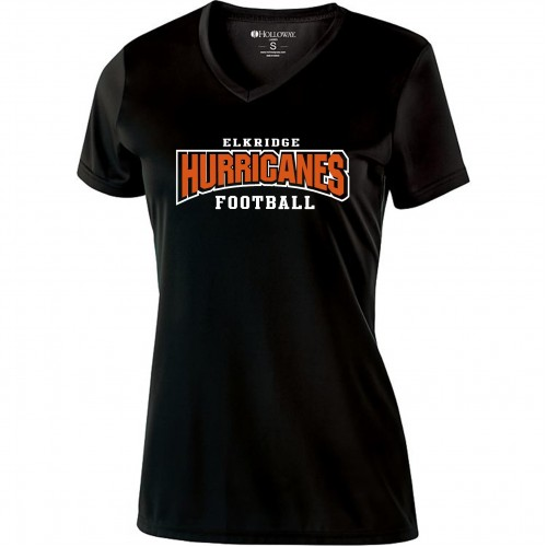 Elkridge Football Ladies v-neck
