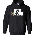 "Elkridge Hurricanes ""Our House"" Hooded Sweatshirt"