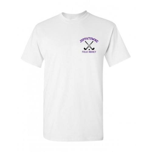 Joppatowne Field Hockey Tee white