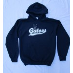 Big Bling GATORS Hooded Sweatshirt - NAVY