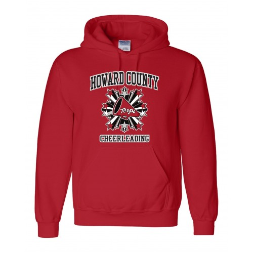 Howard County Terps Practice Hoody