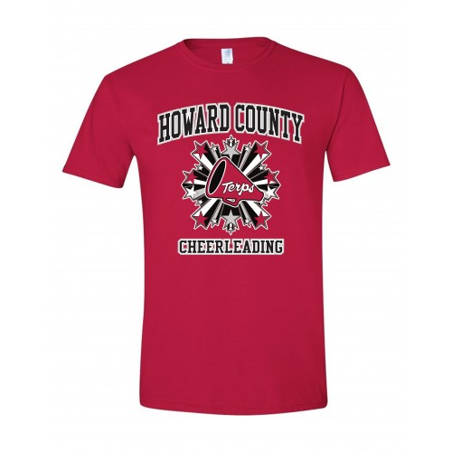 * Howard County Terps PRACTICE TEE