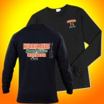 Hurricanes Competitive Cheer Long Sleeve Tee