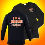 """I love My Hurricane Cheerleader "" Long Sleeve"