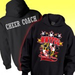 MMYFCL  Competition Hooded Sweatshirt design ( Add Custom name to back)