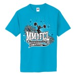 MMYFCL Competition Blue T-Shirt