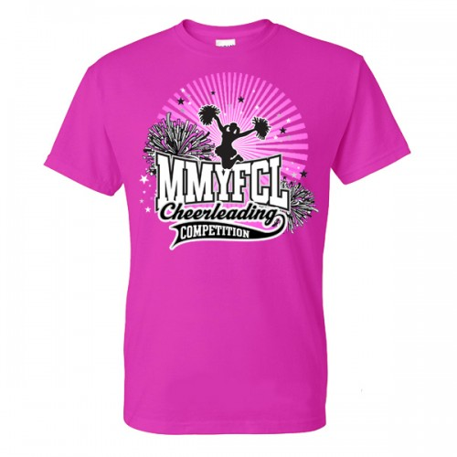 MMYFCL Competition Pink T-Shirt