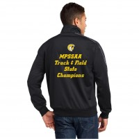 MPSSAA Mens Track & Field State Champions Jacket  *Embroidered name included