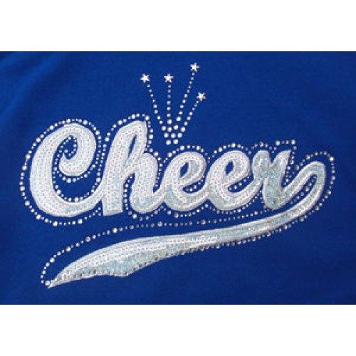 Big Bling CHEER  Hoody BBH-100R