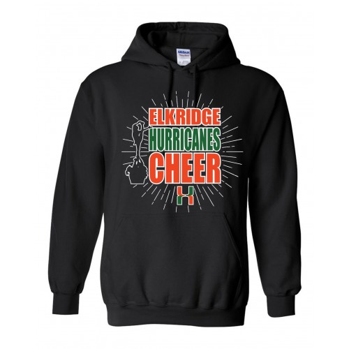 Elkridge Hooded Stunt Group Hoody