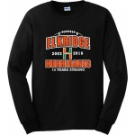 Elkridge Hurricanes Anniversary Long Sleeve Tee