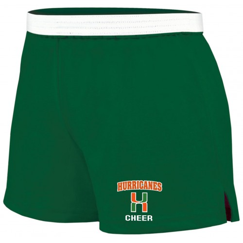 Soffe Practice short Kelly Green