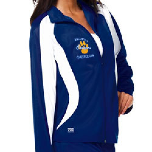 Cougars Nova Warm Up Jacket Mandatory ( X-Small and Small Girls sizes) Price includes embroidered name