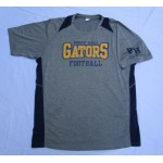 Perry Hall Football Short Sleeve Carbon Grey Performance Tee ( Navy)