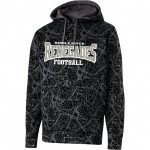 Renegades Performance Complex Hoody Black