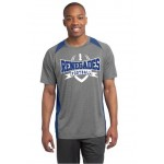 Renegades Two Tone Sportek Coaches Performance tee