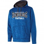 Renegades Performance Complex Hoody Royal