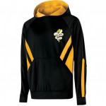 Tech Graphics Argon Hoody with left chest logo