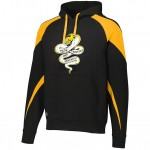 Tech Graphics Premium black and Gold Fleece