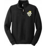 Tech Graphics Unisex Quarter Zip Pullover