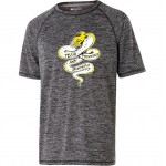 Tech Graphics Mens Electrify performance tee