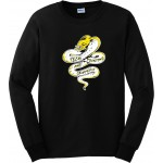 Tech Graphics and Printing long sleeve Black tee