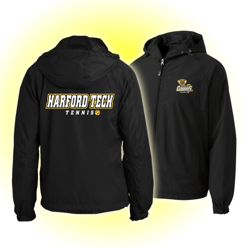 Harford Tech Tennis Jacket